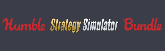 Humble Strategy Simulator Bundle Now Up
