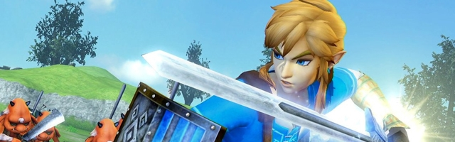 Hyrule Warriors: Definitive Edition Confirmed for Nintendo Switch
