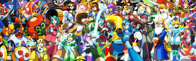 Mega Man X Legacy Collection 1 And 2 Coming This Summer