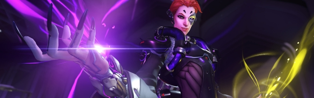 Overwatch's Moira is Now Ready for Competitive
