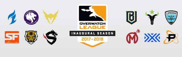 Overwatch League Coverage - Saturday 10th February