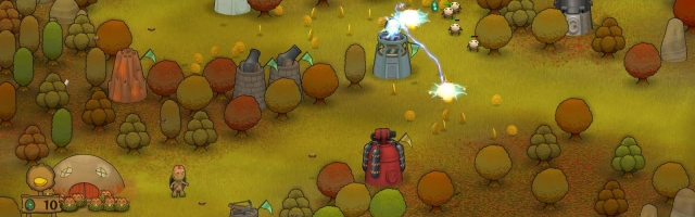 Pixeljunk Monsters Duo Announced for iOs and Mobile