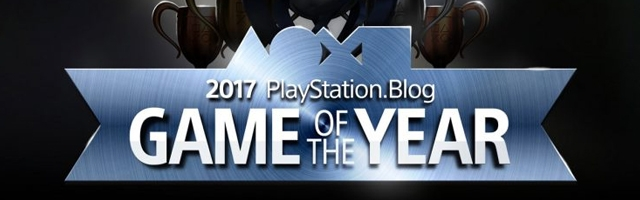 PlayStation Blog Reveals Game of the Year 2017 Winners
