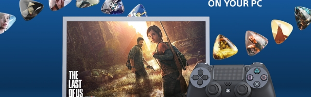 Play PS4 Games on Your PC With PlayStation Now