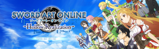 Sword Art Online: Hollow Realization Deluxe Edition Coming to PC ...