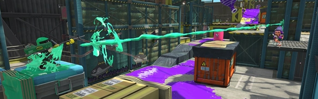 Splatoon 2 is Dropping its Latest Map Tomorrow