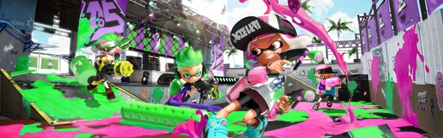 Splatoon 2 Will Pit Fans of Sci-fi Against Fantasy