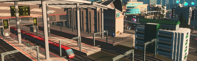 EGX 2017: Cities: Skylines - Mass Transit Preview