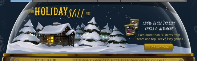 Steam Holiday Sale 2013 - 22nd December