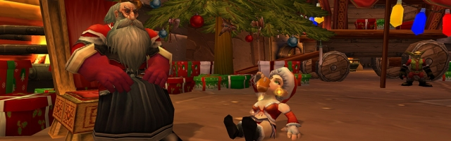 Last Chance For World Of Warcraft's The Feast Of Winter Veil