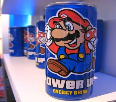 how to make a super energy drink