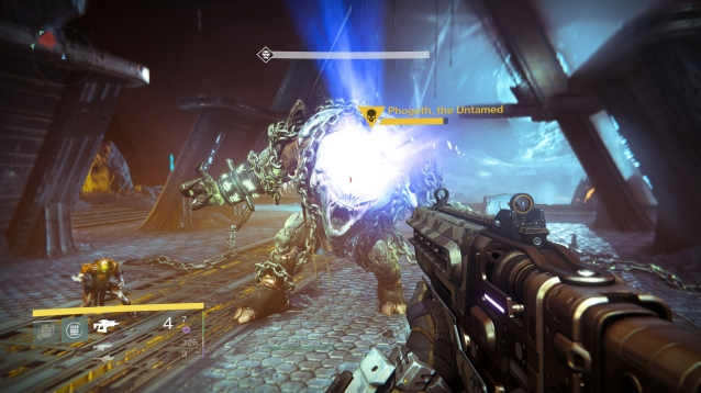Destiny: Beat The Strike Bosses | GameGrin