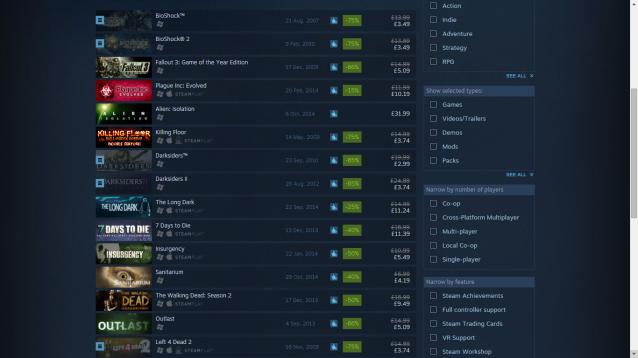 Steam Halloween Sale 2014   GameGrin
