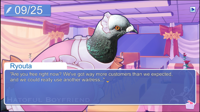 true love dating sim online