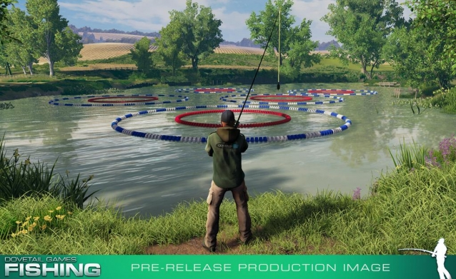 Dovetail games fishing gamescom preview gamegrin for Dovetail games fishing