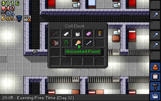 the escapists how to make shovel