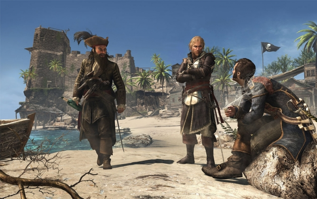 Assassin S Creed Iv Black Flag Review Gamegrin