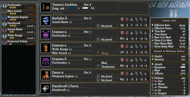Monster Hunter World Top 5 Sword and Shields | GameGrin