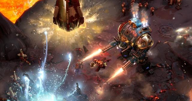 Warhammer 40000 Dawn Of War Игру