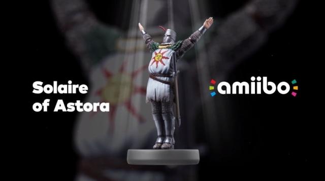 Praise the Sun with This Dark Souls amiibo | GameGrin