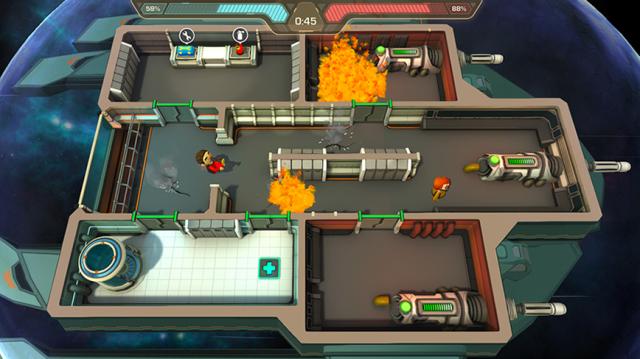 EGX Rezzed Catastronauts Preview | GameGrin