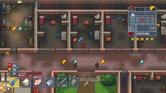 The Escapists 2 Preview Gamegrin