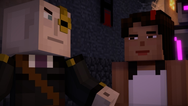 Minecraft Story Mode Season 2 Episode 3 Review Gamegrin