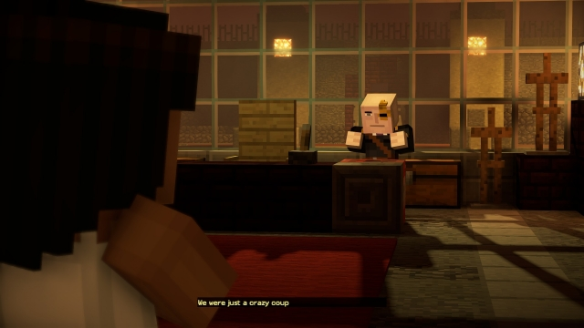 Minecraft: Story Mode Season 2 - Episode 3 Review | GameGrin