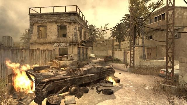 Ranking All 16 Call Of Duty 4 Modern Warfare Multiplayer Maps Gamegrin
