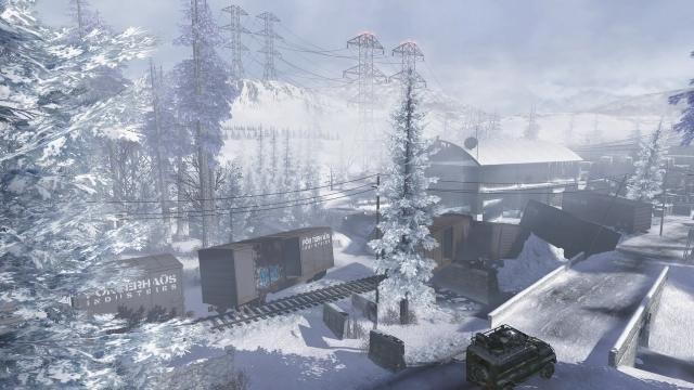 call of duty modern warfare 2 maps