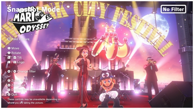 Game Over Super Mario Odyssey Gamegrin