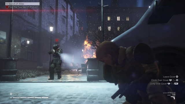 Left Alive Review Gamegrin