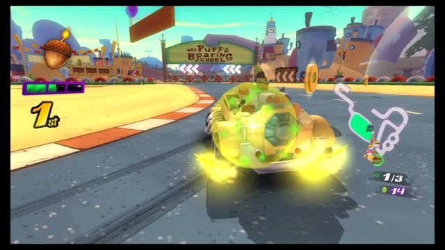 Nickelodeon Kart Racers Review | GameGrin