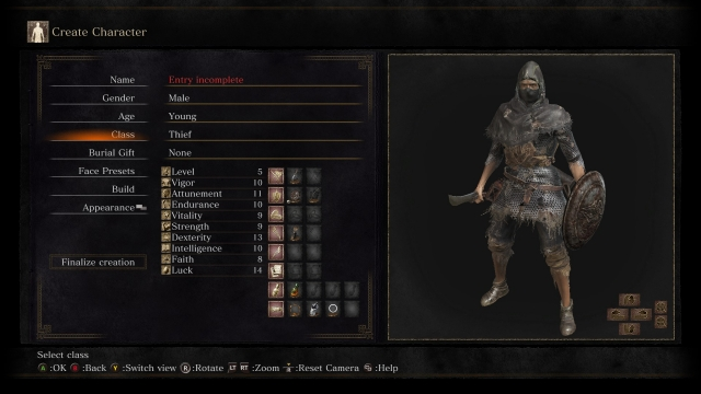 Dark Souls III: Class Guide   GameGrin