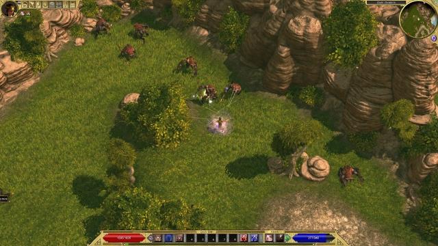 Titan Quest: Atlantis Review | GameGrin