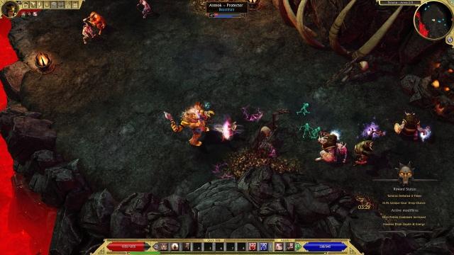 Titan Quest: Atlantis Review   GameGrin