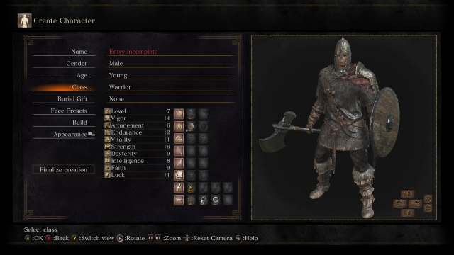 Dark Souls III: Class Guide | GameGrin
