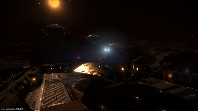 Elite Dangerous: Horizons - The Engineers Preview | GameGrin