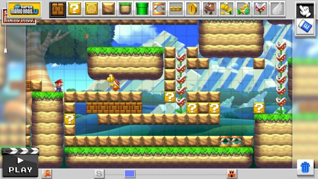 Kleurplaten Super Mario 3d Land.E3 2015 Super Mario Maker Trailer Gamegrin