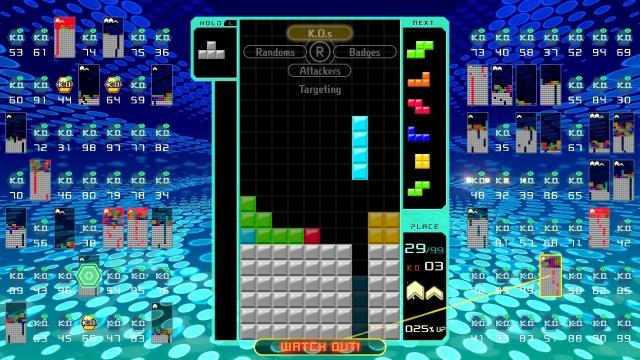Tetris 99 Review | GameGrin