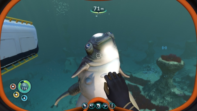 Subnautica Review Gamegrin The item id for scanner room in subnautica is if you wish to lock this blueprint, after having unlocked it, use the following command subnautica review gamegrin