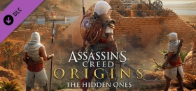 Assassin's Creed Origins - The Hidden Ones Box Art