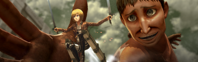 So I Tried… Attack on Titan Wings of Freedom