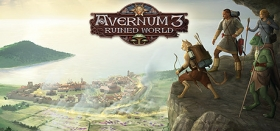 Avernum 3: Ruined World Box Art
