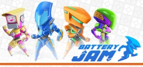 Battery Jam Box Art