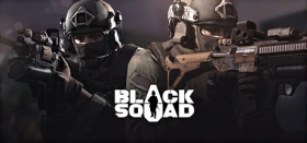 Black Squad Box Art
