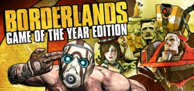 Borderlands Game of the Year Box Art