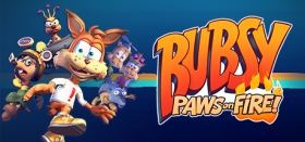 Bubsy: Paws on Fire! Box Art