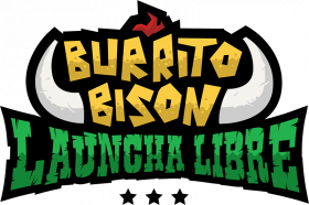 Burrito Bison: Launcha Libre Box Art