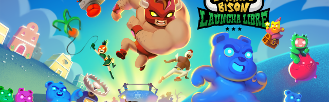 Burrito Bison: Launcha Libre Review